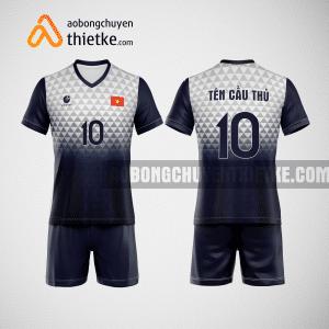 Mẫu áo bóng chuyền thiết kế tại Hà Nội BCTK5 Nam
