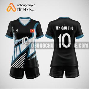 Mẫu quần áo bống chuyền đẹp TPHCM Sky BCTK17 nữ