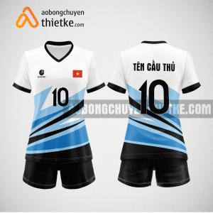 Mẫu quần áo bóng chuyền đội tuyển thiết kế Hà Nội BCTK38 nữ