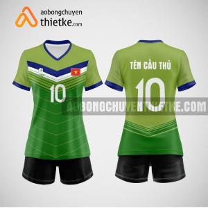 Mẫu quần áo bóng chuyền in tại Hà Nội BCTK45 nữ