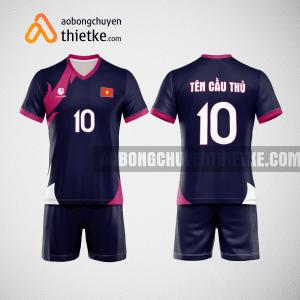 Mẫu quần áo bóng chuyền in tại Tp hcm BCTK46 nam