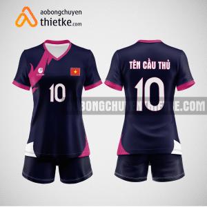 Mẫu quần áo bóng chuyền in tại Tp hcm BCTK46 nữ