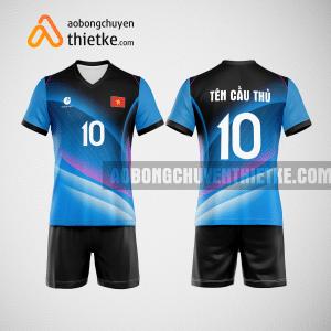 Mẫu quần áo bóng chuyền thiết kế Đà Nẵng BlueSky BCTK9 Nam