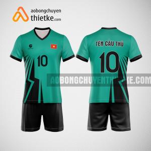 Mẫu quần áo bóng chuyền thiết kế Forest BCTK20 nam