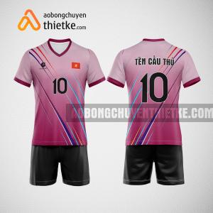 Mẫu quần áo bóng chuyền thiết kế Hà Nội BCTK8 Nam