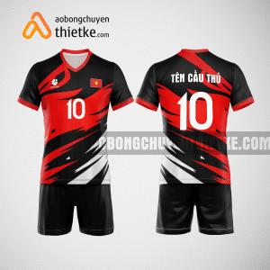 Mẫu quần áo bóng chuyền thiết kế Hàn Quốc BCTK26 nam