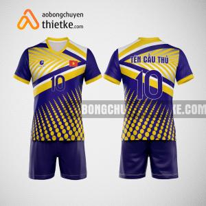 Mẫu quần áo bóng chuyền thiết kế đẹp sunlight BCTK24 nam