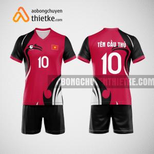 Mẫu quần áo bóng chuyền thiết kế giá rẻ BCTK27 nam