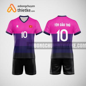 Mẫu quần áo thi đấu bóng chuyền giá rẻ BCTK40 nam