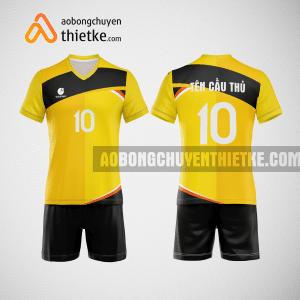 Mẫu áo bóng chuyền đặt may theo yêu cầu tại bạc liêu BCN430 nam