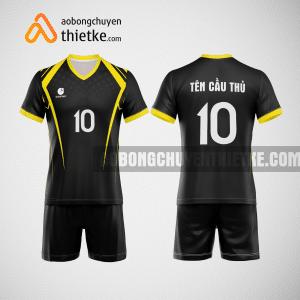 Mẫu áo bóng chuyền đặt may theo yêu cầu tại bình thuận BCN436 nam