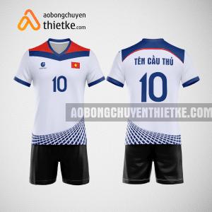 Mẫu áo bóng chuyền đặt may theo yêu cầu tại cà mau BCN71 nam