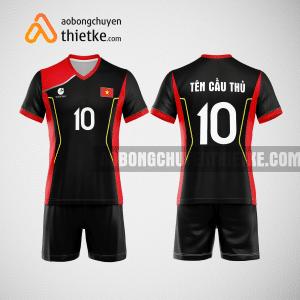 Mẫu áo bóng chuyền đặt may theo yêu cầu tại cao bằng BCN72 nam