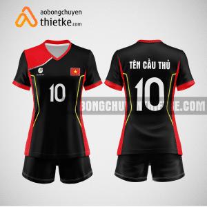 Mẫu áo bóng chuyền đặt may theo yêu cầu tại cao bằng BCN72 nữ