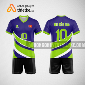 Mẫu áo bóng chuyền đặt may theo yêu cầu tại đà nẵng BCN116 nam