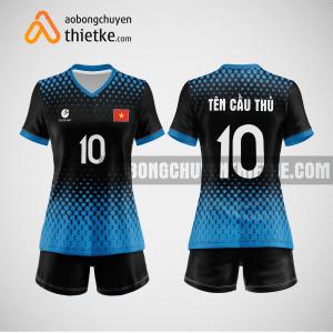 Mẫu áo bóng chuyền đặt may theo yêu cầu tại đồng nai BCN74 nữ