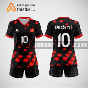 Mẫu áo bóng chuyền đặt may theo yêu cầu tại đồng tháp BCN75 nữ