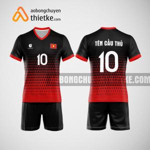 Mẫu áo bóng chuyền đặt may theo yêu cầu tại gia lai BCN76 nam