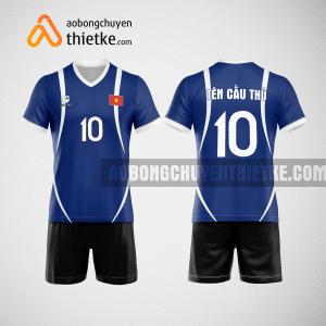 Mẫu áo bóng chuyền đặt may theo yêu cầu tại hà nam BCN78 nam