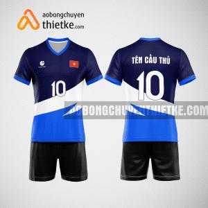 Mẫu áo bóng chuyền đặt may theo yêu cầu tại hà nội BCN118 nam