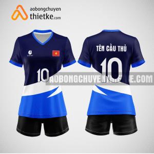 Mẫu áo bóng chuyền đặt may theo yêu cầu tại hà nội BCN118 nữ