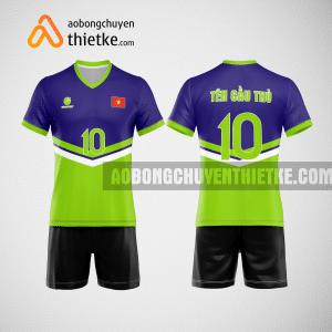 Mẫu áo bóng chuyền đặt may theo yêu cầu tại hải phòng BCN117 nam