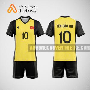 Mẫu áo bóng chuyền đặt may theo yêu cầu tại hòa bình BCN82 nam