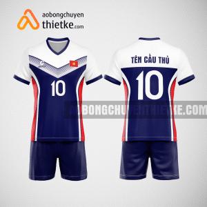 Mẫu áo bóng chuyền đặt may theo yêu cầu tại khánh hòa BCN84 nam