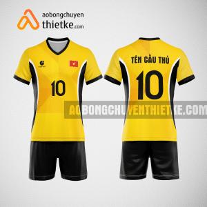 Mẫu áo bóng chuyền đặt may theo yêu cầu tại kiên giang BCN85 nam