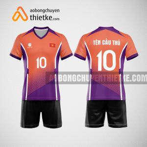Mẫu áo bóng chuyền đặt may theo yêu cầu tại lâm đồng BCN87 nam