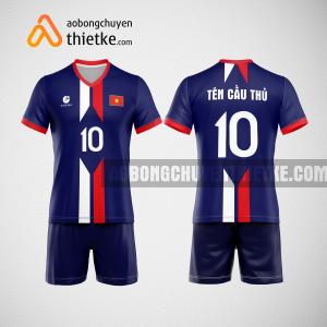 Mẫu áo bóng chuyền đặt may theo yêu cầu tại lạng sơn BCN88 nam