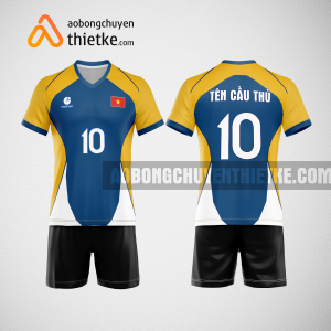 Mẫu áo bóng chuyền đặt may theo yêu cầu tại long an BCN90 nam