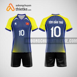 Mẫu áo bóng chuyền đặt may theo yêu cầu tại nghệ an BCN92 nam