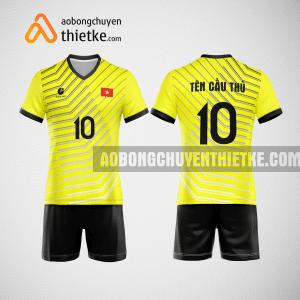 Mẫu áo bóng chuyền đặt may theo yêu cầu tại ninh thuận BCN94 nam