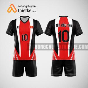 Mẫu áo bóng chuyền đặt may theo yêu cầu tại phú thọ BCN95 nam
