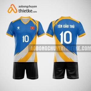 Mẫu áo bóng chuyền đặt may theo yêu cầu tại phú yên BCN114 nam