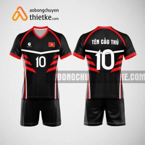 Mẫu áo bóng chuyền đặt may theo yêu cầu tại quảng ngãi BCN98 nam