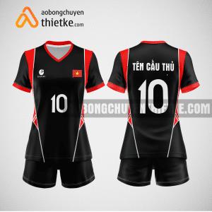 Mẫu áo bóng chuyền đặt may theo yêu cầu tại quảng ninh BCN99 nữ