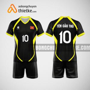 Mẫu áo bóng chuyền đặt may theo yêu cầu tại sóc trăng BCN101 nam