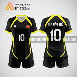 Mẫu áo bóng chuyền đặt may theo yêu cầu tại sóc trăng BCN101 nữ