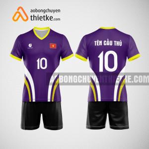 Mẫu áo bóng chuyền đặt may theo yêu cầu tại sơn la BCN102 nam
