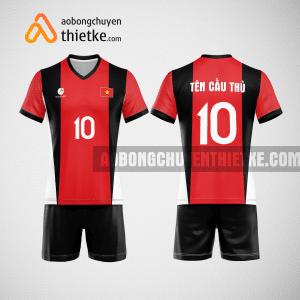 Mẫu áo bóng chuyền đặt may theo yêu cầu tại thái bình BCN104 nam