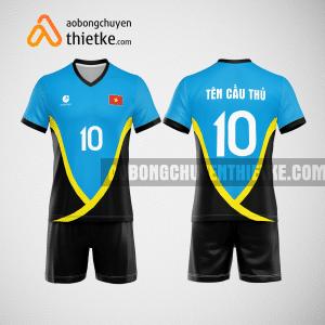 Mẫu áo bóng chuyền đặt may theo yêu cầu tại thái nguyên BCN105 nam