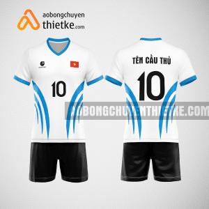 Mẫu áo bóng chuyền đặt may theo yêu cầu tại thanh hóa BCN106 nam