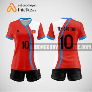 Mẫu áo bóng chuyền đặt may theo yêu cầu tại thừa thiên huế BCN107 nữ