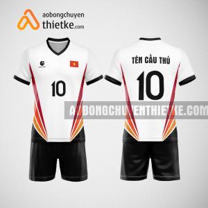 Mẫu áo bóng chuyền đặt may theo yêu cầu tại tiền giang BCN108 nam