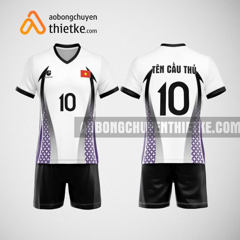 Mẫu áo bóng chuyền đặt may theo yêu cầu tại tuyên quang BCN110 nam