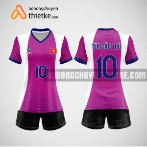 Mẫu áo bóng chuyền đặt may theo yêu cầu tại vĩnh phúc BCN112 nữ