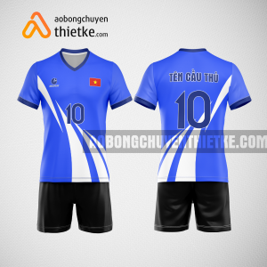 Mẫu áo bóng chuyền đặt may theo yêu cầu tại yên bái BCN113 nam