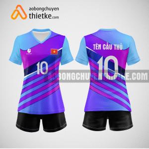Mẫu áo bóng chuyền đội tuyển Australia BCN452 nữ